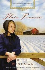 Plain Promise By Beth Wiseman~Bk 2: Daughters Of The Promise~LIKE NEW Condition!