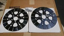 "11.1/2"" KK ROTORS 4 HARLEY TOURING 84-99 AND UP TO HD 2007 INCLUDES  HARDWARE"
