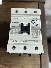 Fuji Electric Sc E4g Magnetic Contactor