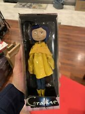 NECA Coraline Raincoat Bendy 7 inch Action Figure - 49503