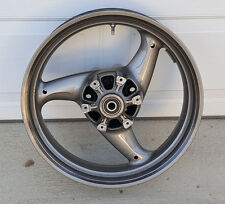 Ducati rear wheel 4.5x17, fits late Supersport and Monster
