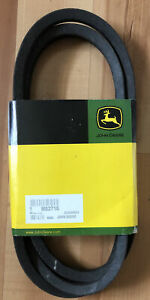 John Deere Original Equipment Primary Deck Drive V-Belt #M82718