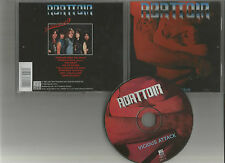 ABATTOIR - VIcious attack CD RARE SPEED THRASH METAL CD 1998 OVERDRIVE OSTROGOTH