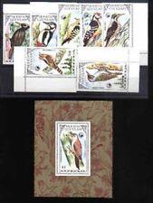 Mongolian Topical Postal Stamps