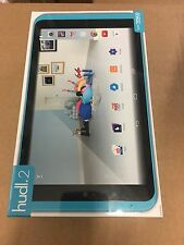"hudl2 8.3"" 16GB Wi-Fi Tablet - Tropical Turquoise"