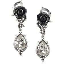 GENUINE Alchemy Bacchanal Rose Earrings E347