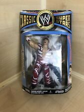 Jakks WWE Wrestling Figure. Shawn Michaels. Classic Superstars Sealed
