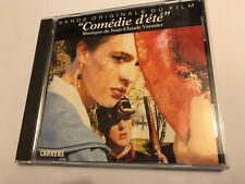 COMEDIE D'ETE (Jean-Claude Vannier) OOP 1989 Soundtrack Score OST CD NM