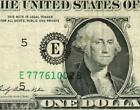(( ERROR )) $1 1969 B Federal Reserve Note (( MISALIGNED )) CURRENCY AUCTIONS
