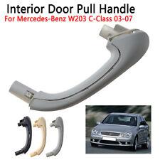 FOR MERCEDES W203 C230 C240 C280 INTERIOR DOOR HANDLE FRONT DRIVER LEFT GRAY