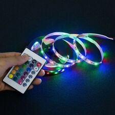LED Strip Light USB 2835SMD DC5V Flexible LED Lamp Tape Ribbon RBG 2m
