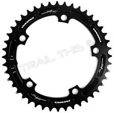 RaceFace Narrow-Wide 44T x 130mm Single Chainring Cyclocross Bike Ring CX Black