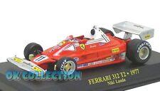 1:43 F1 - FERRARI 312 T2 (1977) - Niki Lauda (35)
