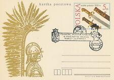 Poland postmark STARY SACZ - relief of Vienna JAN III SOBIESKI