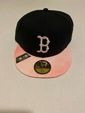 New Era 59fitty Boston Red Sox MOTHERS DAY HAT NWT 2019 Size: 7 3/4