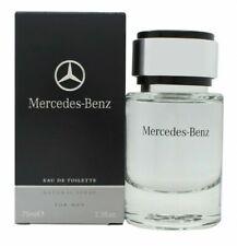 MERCEDES-BENZ COLOGNE For Men 2.5 oz / 75ml EDT Eau De Toilette Spray Perfume