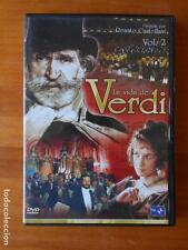 DVD LA VIDA DE VERDI VOL. 2 - RENATO CASTELLANI (T6)