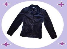 veste blazer STRADIVARIUS femme velours violet jamais porté val neuf 50€ M 38 40