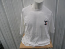 New listing Vintage Bugle Boy Classic Xl American Flag Usa 1996 T-Shirt New W/ Tags Made In