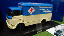 BERLIET GAK FOURGON PATES  REGIA DELICE 1/43 ELIGOR PERFEX 201 camion miniature