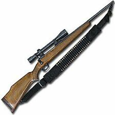 NYLON 15 ROUND BROWNING RIFLE SLING BULLET SHELL BANDOLIER **100% MADE IN USA**
