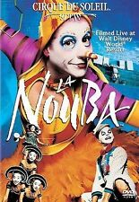 Cirque du Soleil - La Nouba (DVD, 2004, 2-Disc Set)
