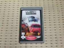Wrc world rally championship pour sony psp * OVP *