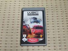 WRC World Rally Championship für Sony PSP *OVP*