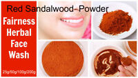 100% Pure & Natural Ayurvedic A Grade Red Sandalwood Powder  Free Ship