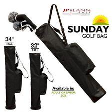 Sunday Golf Bag by JP Lann ..Adult