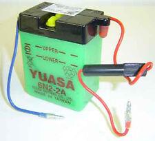 New YUASA Battery 6N2-2A Honda C110 NA50 NC50 C105 S65