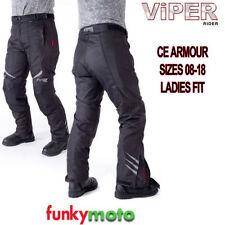 Pantalons imperméable en cordura pour motocyclette