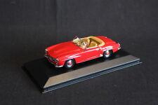 Minichamps Mercedes-Benz 190 SL Cabriolet 1955 - 62 1:43 Rot (JS)