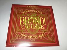 Brandi Carlile Wherever Is Your Heart / Simple Man Vinilo 17.8cm 45Rpm RSD Nuevo