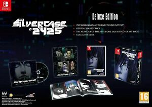 The Silver Case 2425 Deluxe Edition Nintendo Switch Game