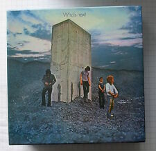 The Who-Who 's Next Drawer JAPON PROMO BIG BOX