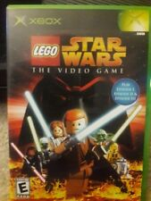 LEGO Star Wars: The Video Game (Microsoft Xbox, 2005) PRE-OWNED, TESTED