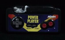 Akklaim Power Player NES Wireless Controller - Acclaim Powerplayer AS-IS/Parts