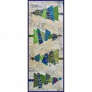 Cut Loose Press Pattern- Crazy Christmas Trees