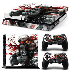 Kill Zone PS4 Protective Skin Sticker Set Console and 2 Controllers - #344