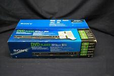 Sony DVD/CD Player New in box DVP-NS57P