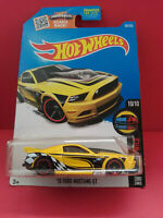 HOT WHEELS - 13 FORD MUSTANG GT - HW MILD TO WILD - LONG CARD - DHP90 - REF 8001