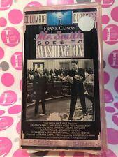 Mr. Smith Goes to Washington Vhs - 1939 - Jean Arthur/James Stewart