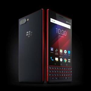 BlackBerry KEY2 LE - 64GB - Atomic (Unlocked) (Dual SIM) Verizon