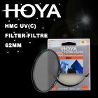 HOYA 62mm MC Slim Lenses for Canon Multi-Coated Filte Nikon Sony HMC UV(C)Lens
