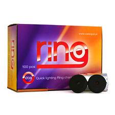 Quick Light Hookah Charcoals Ring Hookah Charcoals 100pcs Box Nargila Coal(h202)