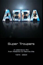 ABBA - Super Troopers (DVD, 2004) FREE SHIPPING