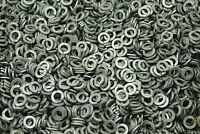 (500) Galvanized 5/16 Split Lock Washers
