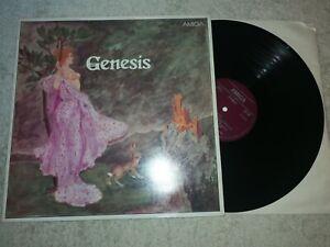 Genesis     Vinyl LP Amiga   weinrotes Label
