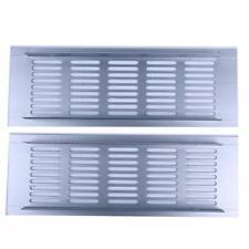 Алюминиевый сплав вентиляционное отверстие вентиляции решетка гардероба украшение чехол решетчатая 6 т